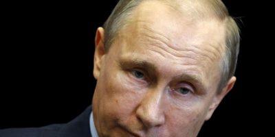 """""""Es como recibir una puñalada por la espala"""", dijo Vladimir Putin Foto:AP"""