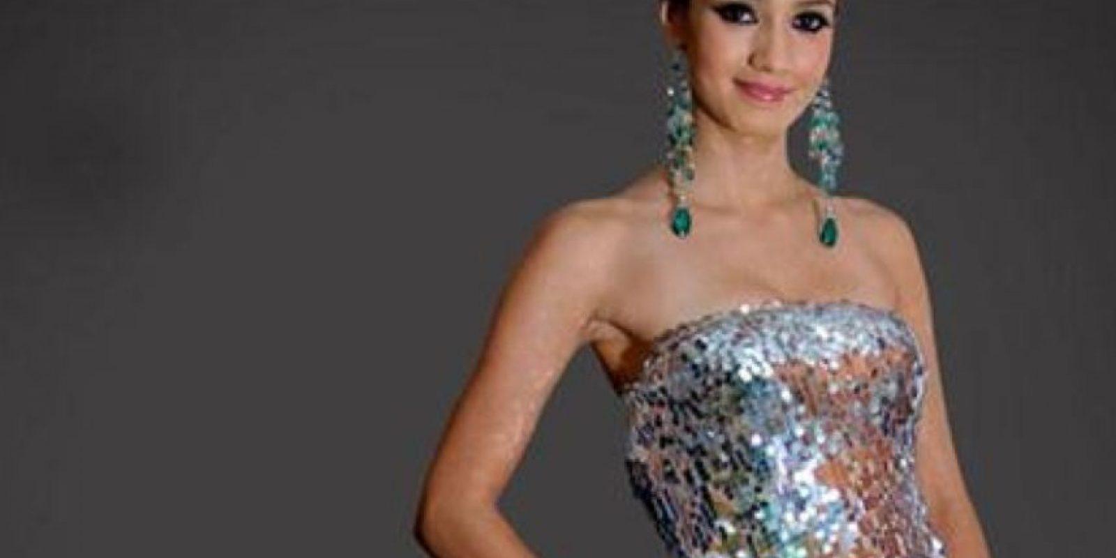 Se llamaba Maria Susana Flóres. Fue asesinada y hallada con una AK-47 en las manos. Foto:vía AP