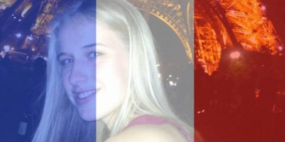 Se hizo la muerta en la masacre del Bataclan y su post se hizo viral