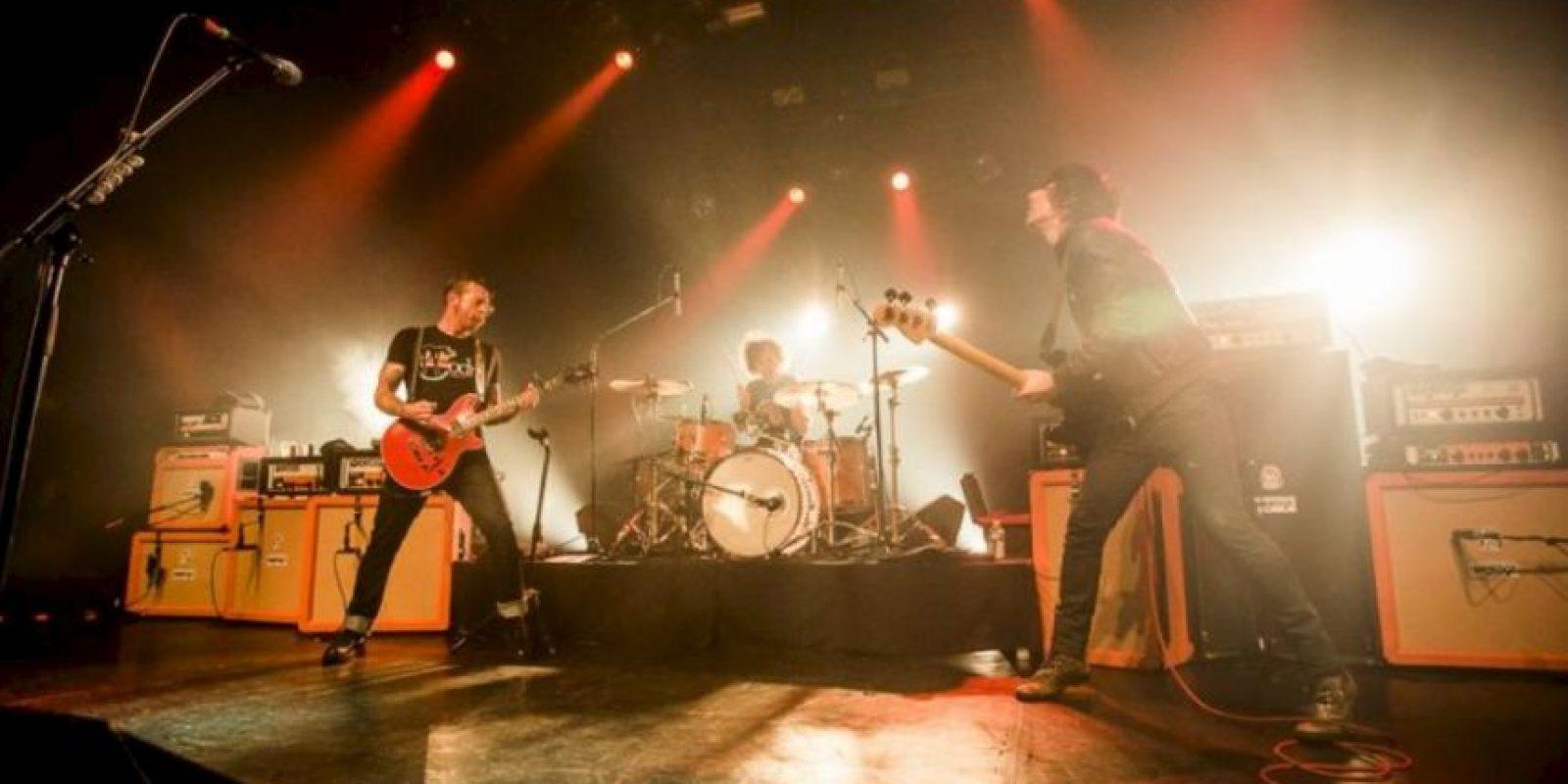 El concierto era parte de una gira en países europeos Foto:Vía Facebook.com/manuwino
