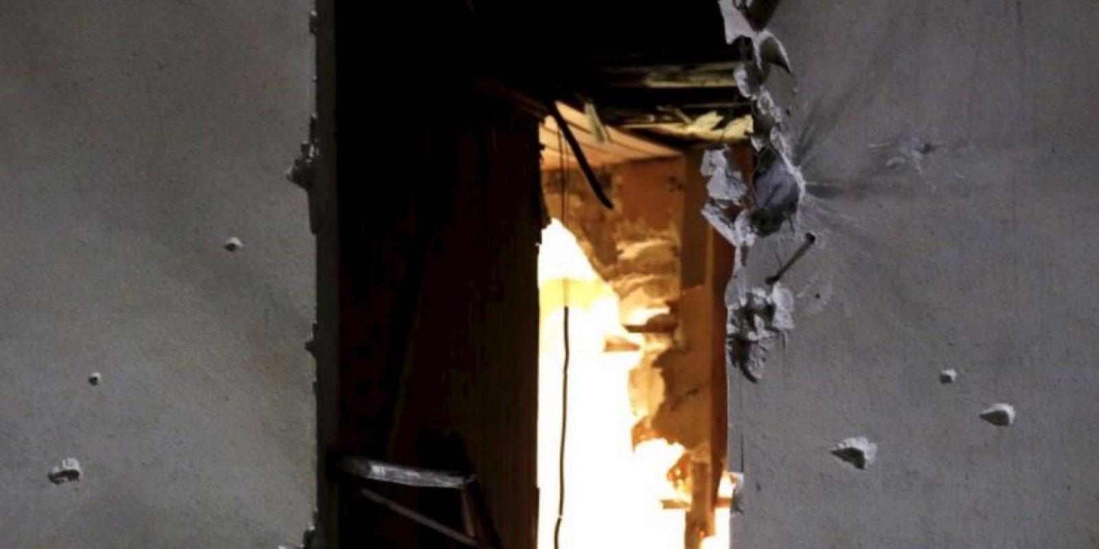 La operación inició en la madrugada del miércoles, tiempo local Foto:AP