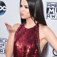 Selena fue una de las mejores vestidas según los expertos. Foto:Getty Images
