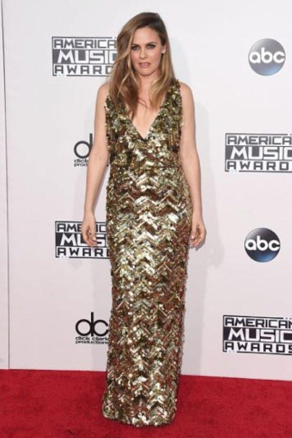 Alicia Silverstone Foto:Getty Images