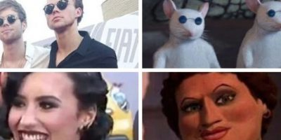 De nuevo Demi Foto:Vía Twitter
