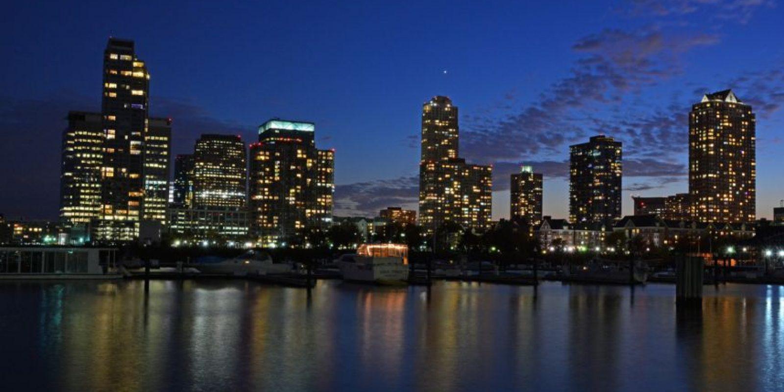 Todo ocurrió en Nueva Jersey. Foto:Vía flickr.com