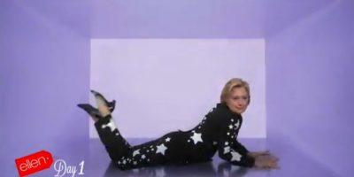Así fue el caso del show de Ellen DeGeneres. Foto:Vía Ellentube