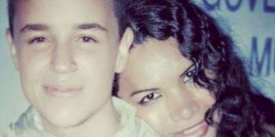 Fernando tiene 22 años, es venezolano y comenzó con su tratamiento hormonal. Causó revuelo cuando su pareja anunció su embarazo. Foto:vía Facebook/Diane Rodríguez