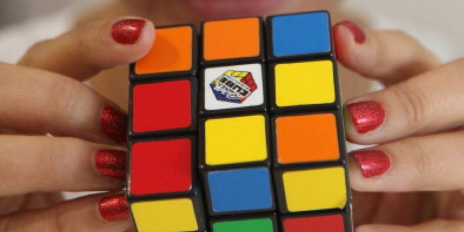 Cubo de Rubik fue inventado en 1974 por Erno Rubik Foto:Vía Flickr