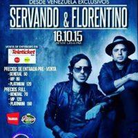 En 2007 fueron nominados al Grammy Latino. Foto:vía Facebook/Servando y Florentino