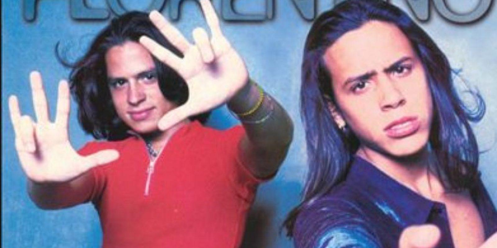 Así se les ve en solitario a los hermanos Primera (hijos del compositor Alí Primera). Foto:vía Mercado Libre