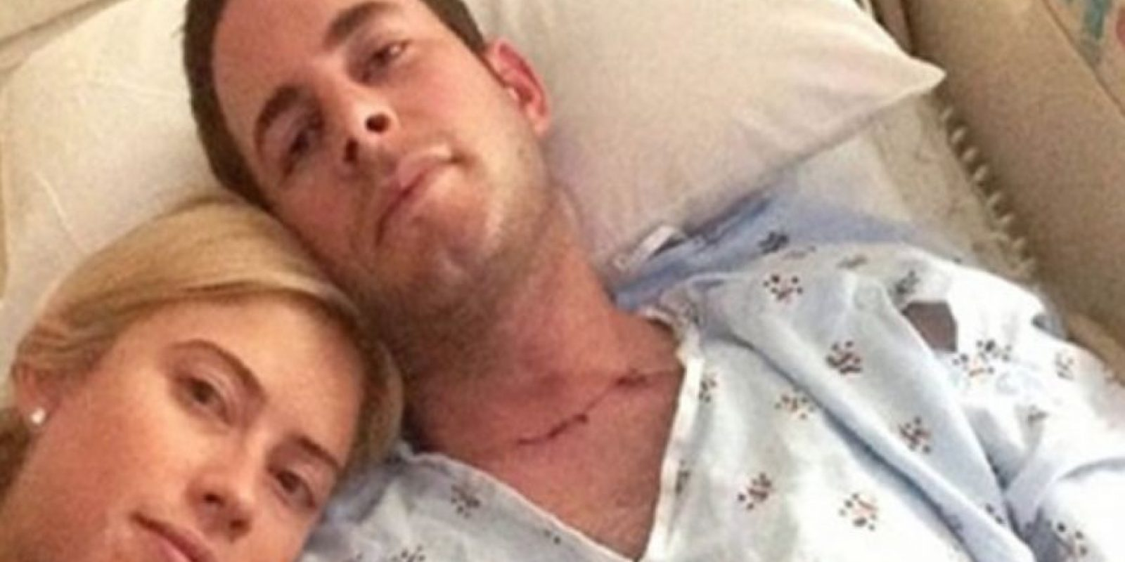 Luego de varios tratamientos, este se curó y agradeció a Lee por lo que hizo. Foto:vía Facebook