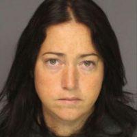 Nicole Dufault, fue acusada de abuso sexual de un menor de 14 y otro de 15 años. Foto:Essex County Prosecutor's Office