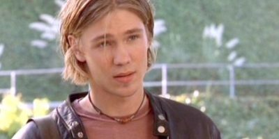 """Chad Michael Murray era el """"galán"""" de personajes interpretados por Lindasy Lohan y Hillary Duff. Foto:vía BuenaVista Pictures"""