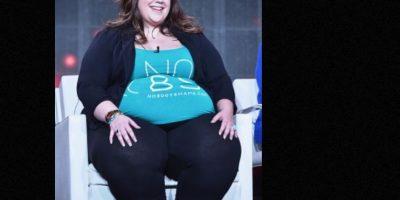"""Whitney es la estrella del programa """"Fat Girl Dancing"""" en el canal de televisión de paga TLC Foto:vía Getty Images"""