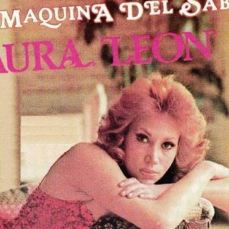 """Debido a su voluptuosidad fue invitada a participar en el cine en un pequeño papel. Foto:vía Facebook/Laura León """"La Tesorito"""""""