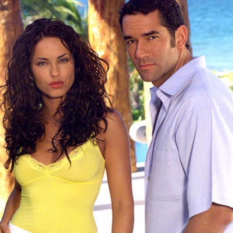 """Protagonizó el remake de """"Pedro el Escamoso"""", """"Yo amo a Juan Querendón"""". También estuvo en """"Por ella soy Eva"""". Foto:vía Televisa"""
