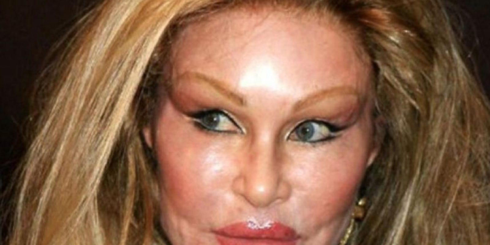 8. Jocelyn Wielderstein. Abisó de la cirugía y el botox. Foto:Getty Images