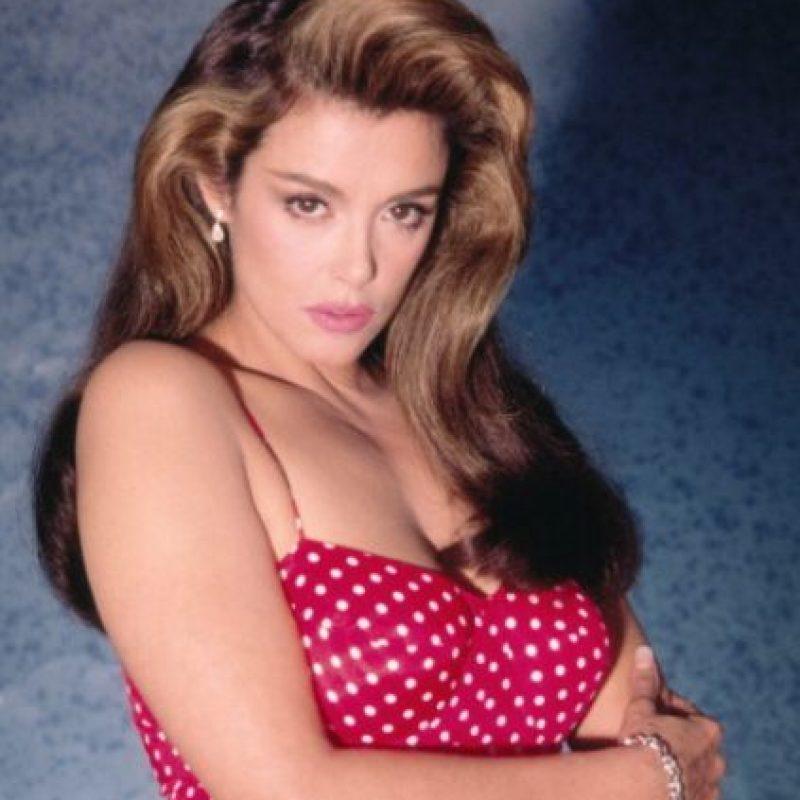 """Ahí grabó """"Marielena"""", pero por eso Televisa la vetó durante 15 años. Foto:vía Tumblr"""