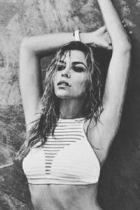 Ha aparecido en las revistas Marie Claire y Elle Foto:Vía instagram.com/abbeyclancyofficial