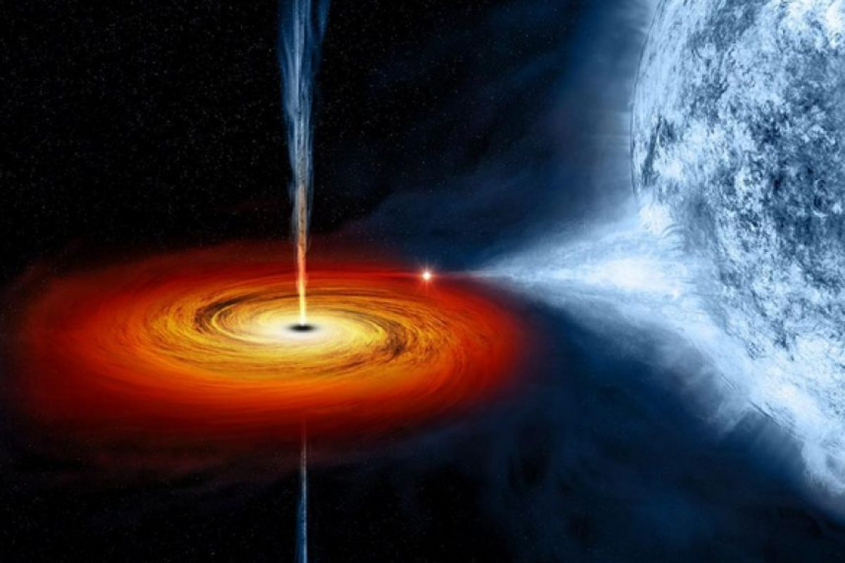 Foto:Vía Instagram.com/NASA