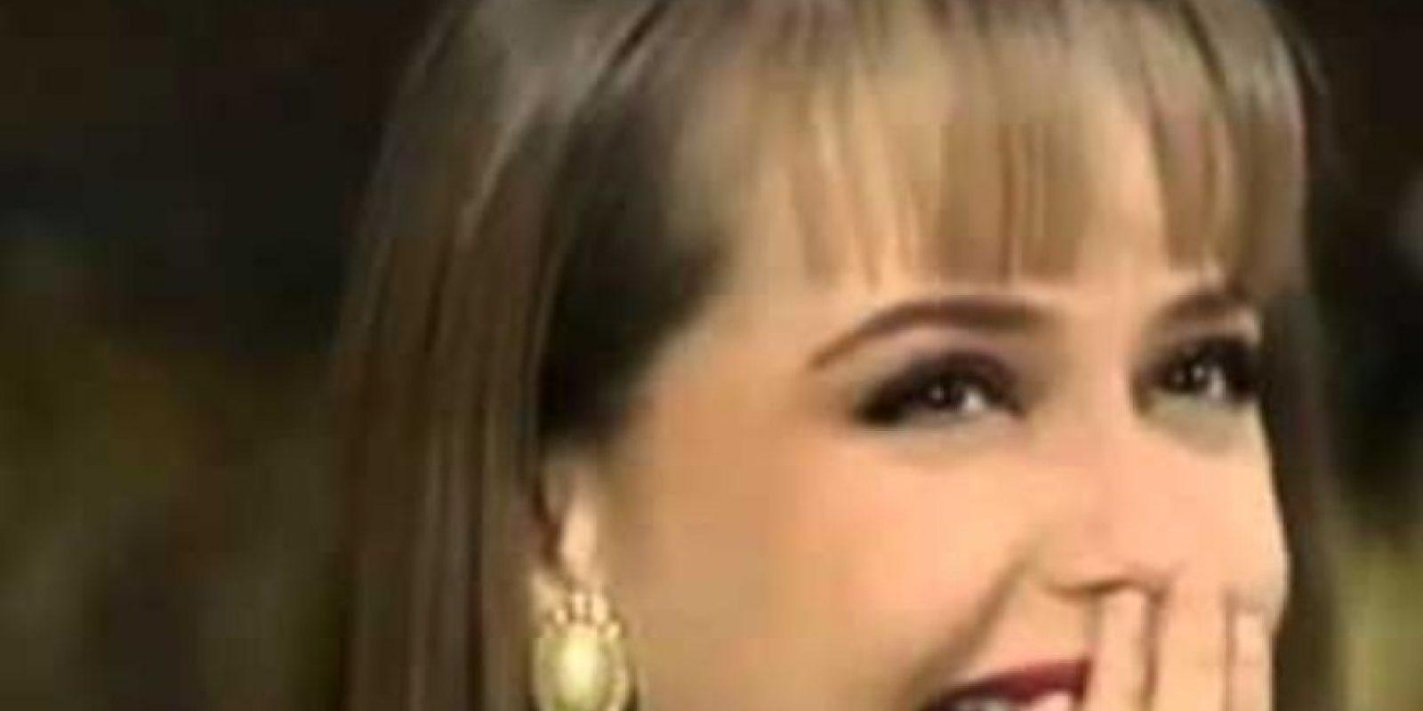 La novela transmitida en 1998 le dio fama internacional. Foto:vía Televisa
