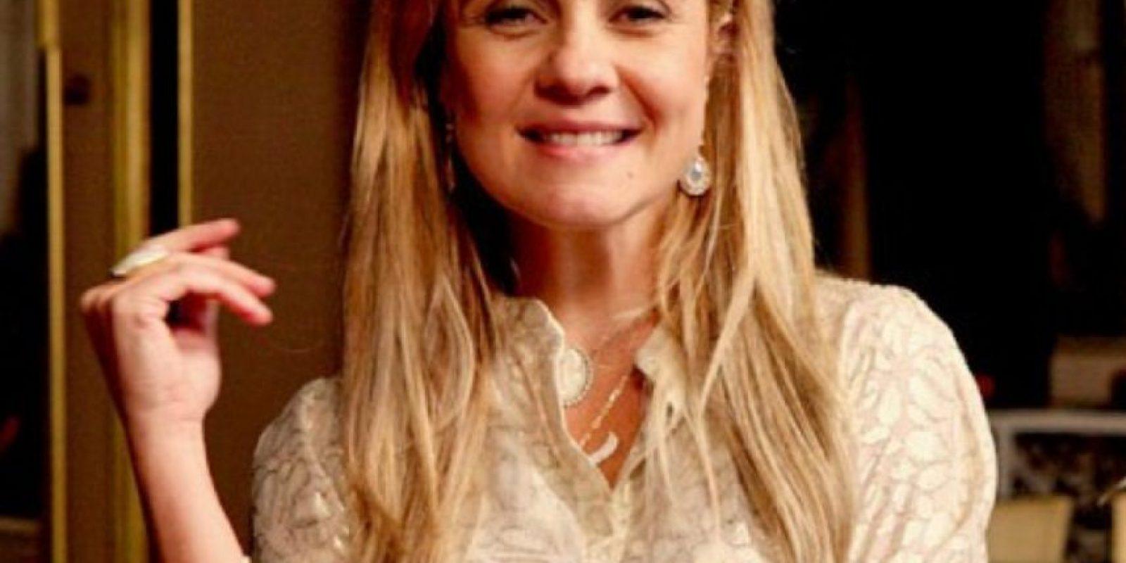 "Adriana Esteves fue la famosa ""Carminha"" en ""Avenida Brasil"". Foto:vía Globo"