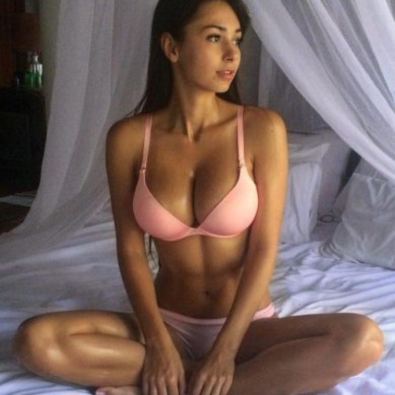 Foto:Vía instagram.com/helga_model