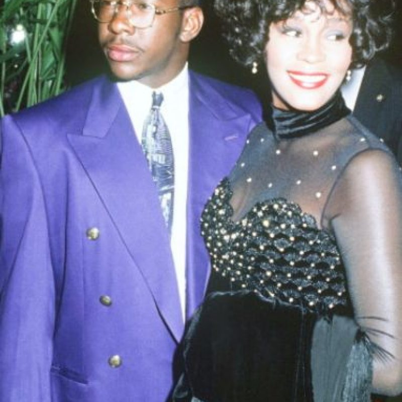 Brown condujo a Whitney por un camino de decadencia absoluto. Foto: vía Getty Images