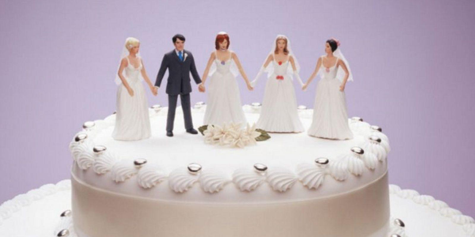 3. La poligamia es el término antropológico, que puede ser tanto poliginia (un varón con múltiples mujeres). Foto:vía Tumblr