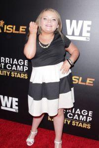 También la niña causó controversia en este evento. Foto:vía Getty Images
