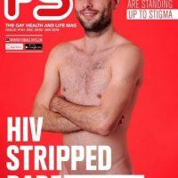 """Mito 6: """"Una persona puede adquirir el VIH al estar en contacto con el sudor de una persona con VIH"""". Foto:Vía Facebook/FS Magazine"""