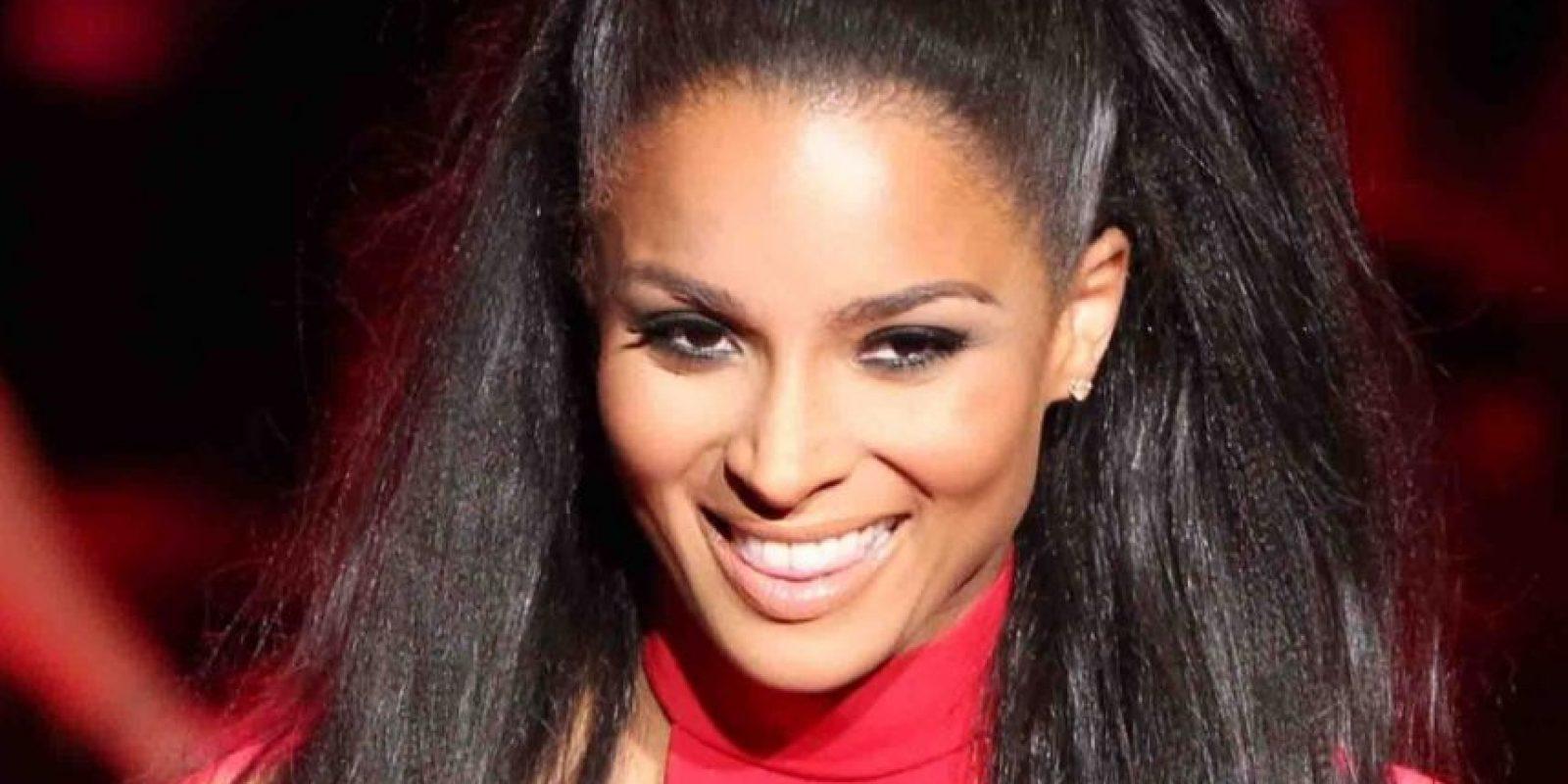 Ciara no ha tenido suerte con las ventas de su álbum. Cada trabajo tiene menor calidad y se distribuye menos. Foto:vía Getty Images