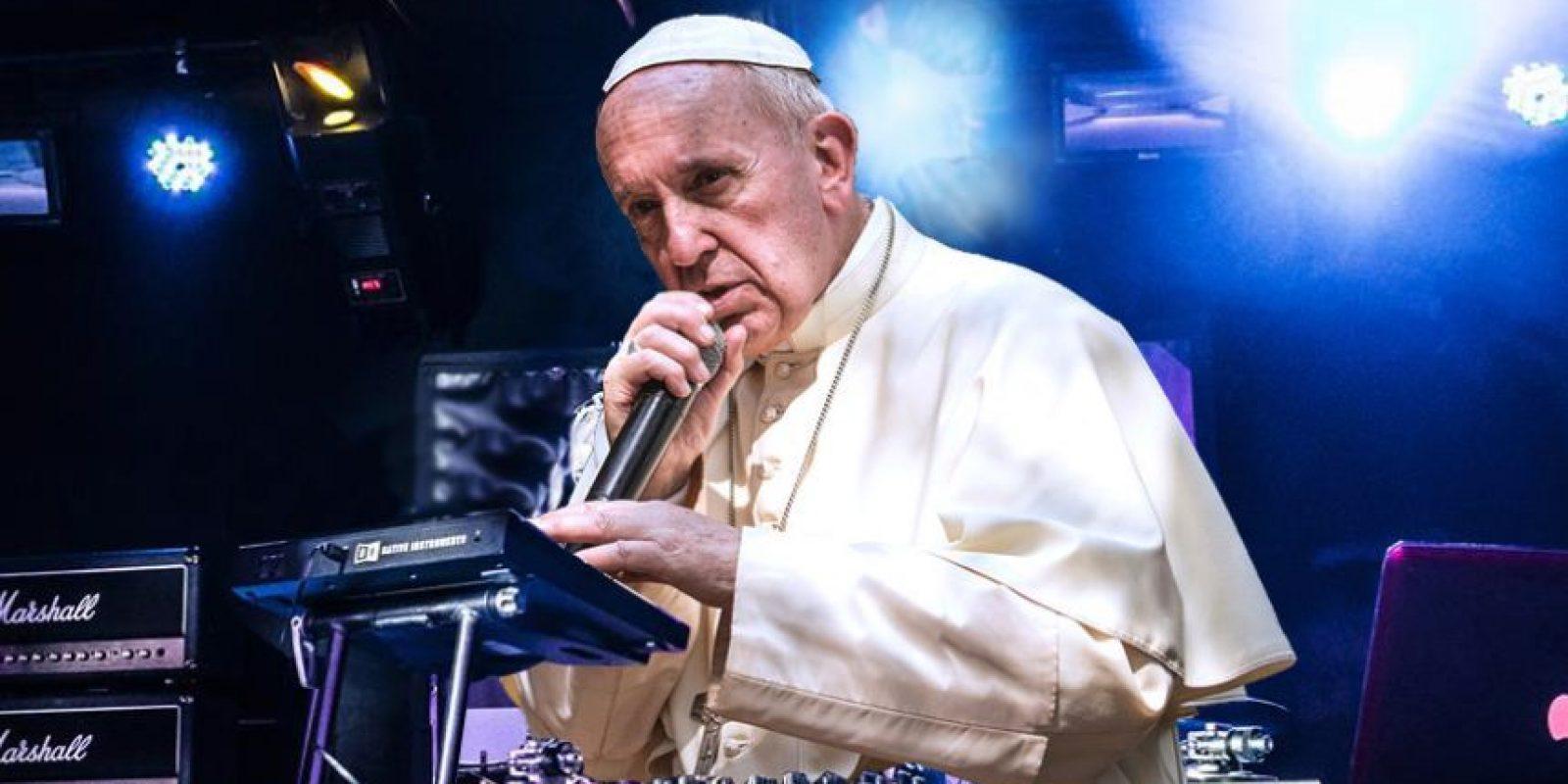 También lo ejemplificaron como un DJ. Foto:Vía imgur.com/hGZwQtW.jpg?1