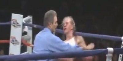Aunque ahora Holly Holm es la peleadora más famosa del mundo Foto:Youtube