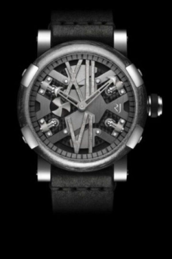 Relojes clásicos de la marca-Mar Foto:romainjerome.ch