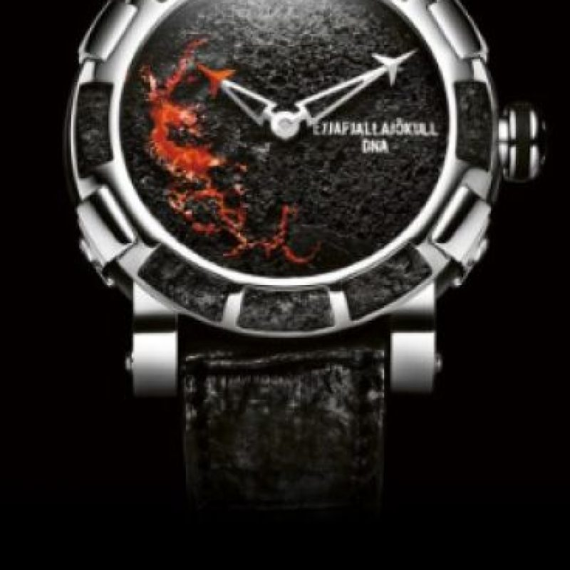 Relojes clásicos de la marca-Tierra Foto:romainjerome.ch