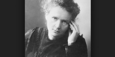 2. Marie Curie (24 por ciento) Foto: Wikipedia Commons