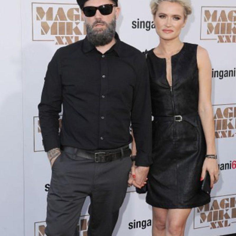 Está casado con la maquillista rusa Kseniya Beryazina. Foto:vía Getty Images