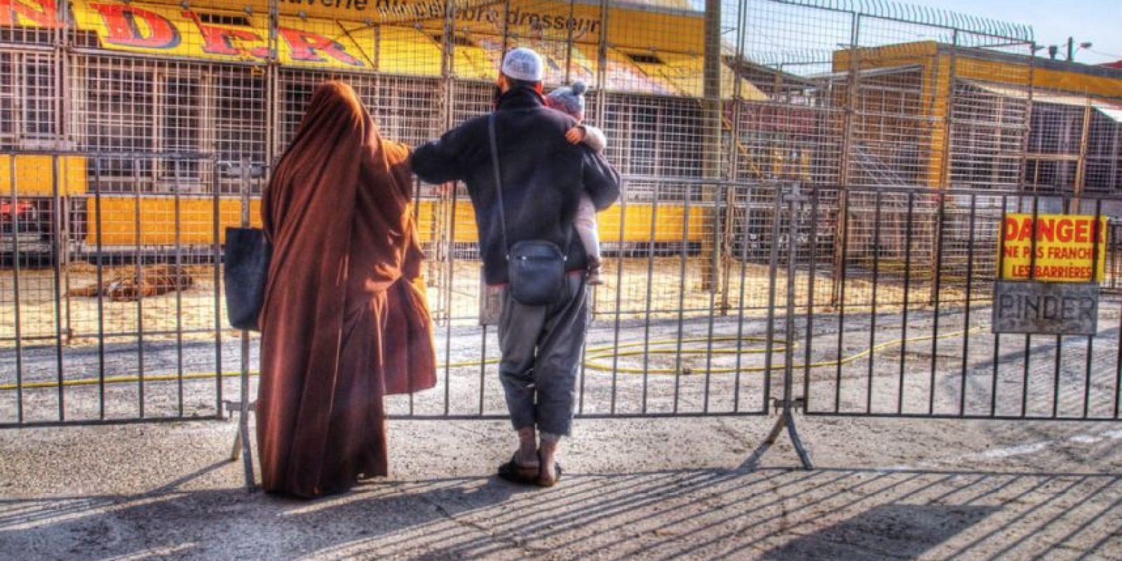 5. En Ticino un estado suizo se voto para aquellas mujeres que lleven burkas en lugares públicos. Foto:Vía flickr