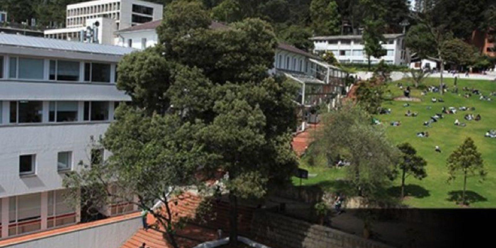 7. Universidad de los Andes, Colombia Foto:Vía Facebook.com/Universidad-de-los-Andes