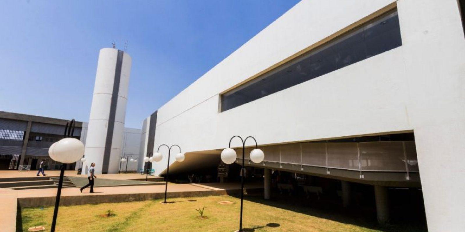 10. Universidad de Brasilia, Brasil Foto:Vía Facebook.com/universidadebsb