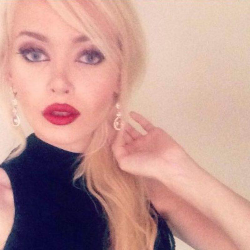 "Ella quiere lucir como ""Barbie"". Foto:vía Facebook/Ashton Clarke"