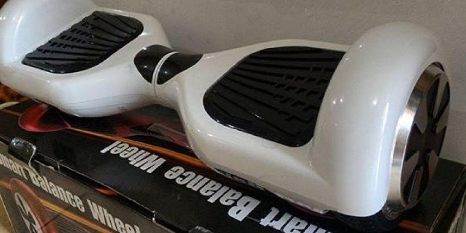 Las patinetas futuristas funcionan con baterías de litio. Foto:Vía Instagram
