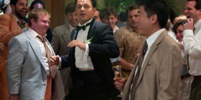 Y también el desenfreno de todos los corredores de bolsa que se enriquecieron con este. Foto:vía Paramount Pictures