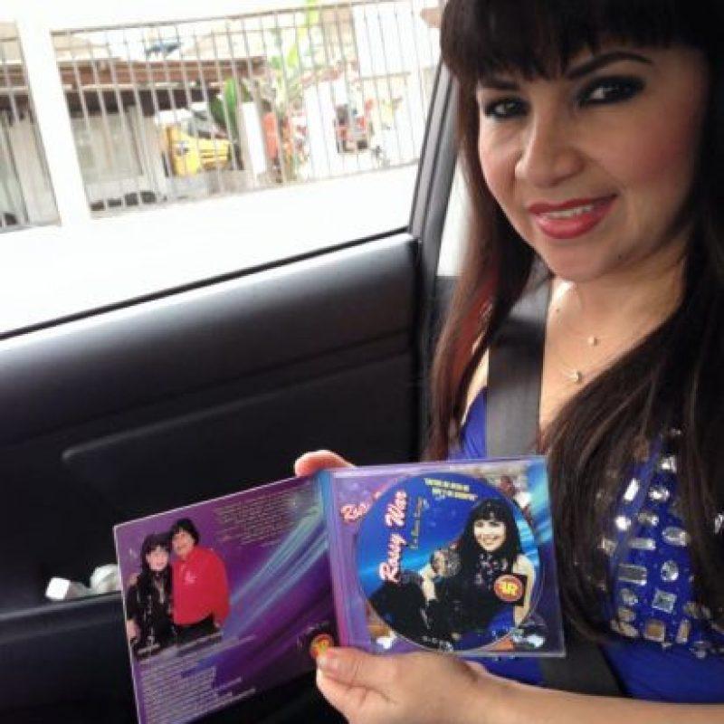 Pero en Perú es muy querida. Foto:vía Facebook/Rossy War y la Banda Kaliente