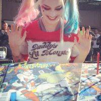 """En 2016 dará vida a Harley Quinn en la película """"Escuadrón suicida"""" Foto:Vía instagram.com/margotrobbie"""
