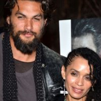 Jason Momoa está casado con la actriz Lisa Bonet desde 2007. Foto:vía Getty Images