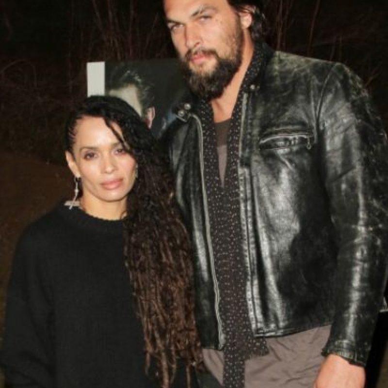 Ella también es la madre de Zoë Kravitz, la famosa hija modelo de Lenny Kravitz. Foto:vía Getty Images