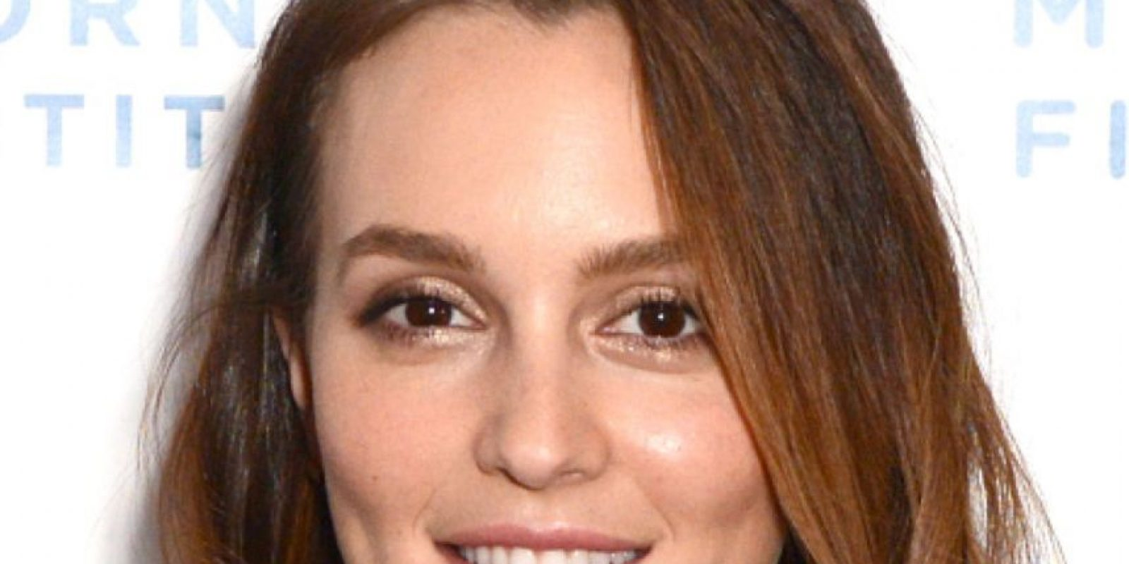 O con iluminador en los ojos. Foto:vía Getty Images