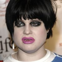 Kelly Osbourne era un auténtico desastre. Foto: vía Getty Images
